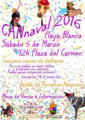 CANnaval 2016 en Playa Blanca