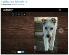 February edition of Huelleando