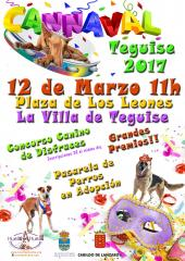 DOGs CARNIVAL of Teguise